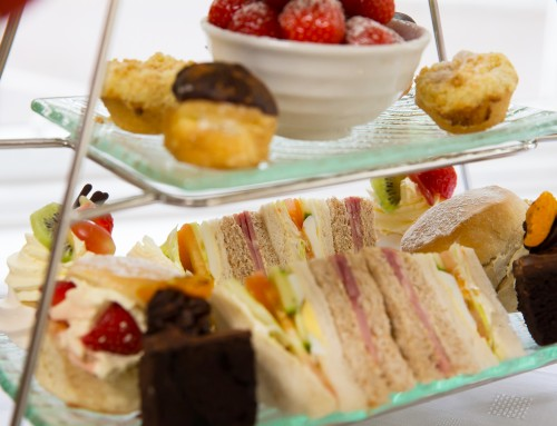 Afternoon Tea at Tullyglass