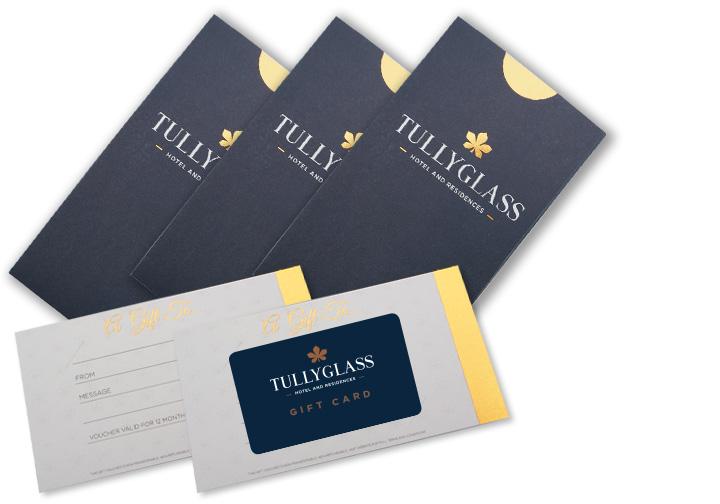 Tullyglass Christmas Gift Vouchers